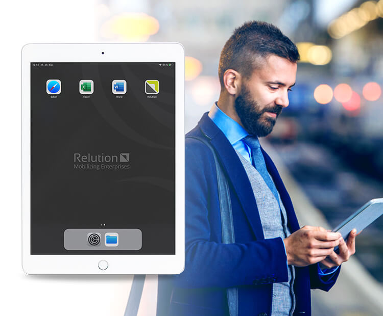 Mobile Device Management mit Relution